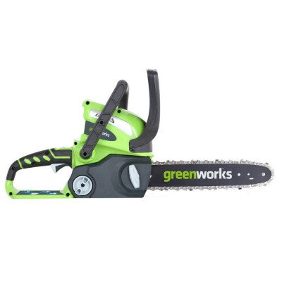 cordless electric chainsaw picture 1
