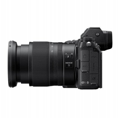 camera with 24-70mm lens picture 2