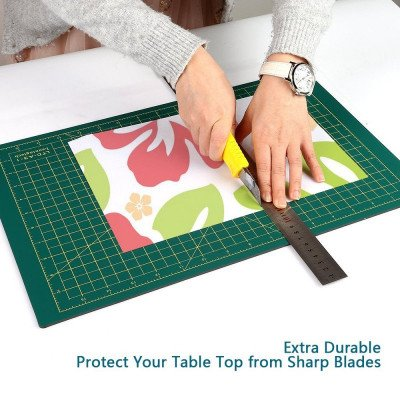 self-healing cutting mat 3-ply single-sided mat for scrapbooking picture 2