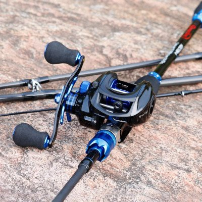 fishing rod and reel picture 1