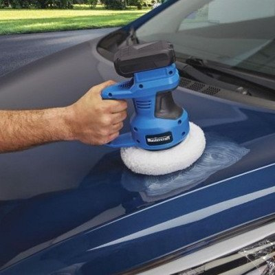 cordless buffer - polisher picture 1