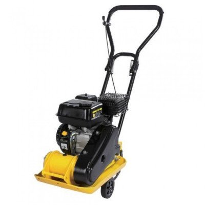 gas-powered plate compactor picture 1