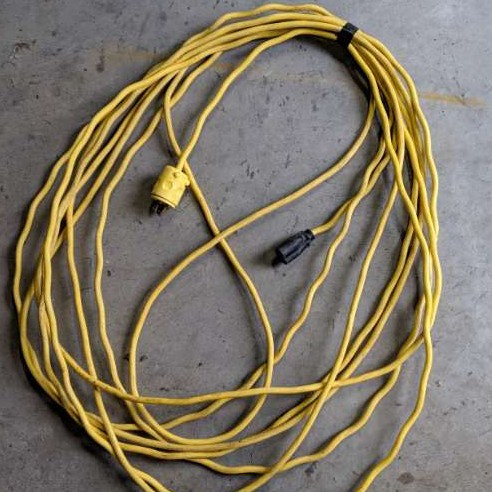 extension cord - 50ft light duty