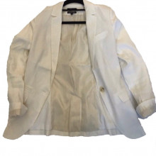 Suit jacket off white