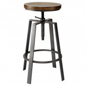 Canadiana Barstool
