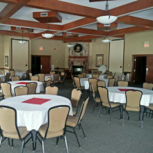 Banquet hall facility- Stonebridge Golf Club