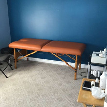 Massage room - healing room