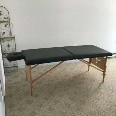 massage table - with headrest-2