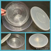 Cold Serving Bowl with Lid