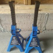 3 ton Axle stand pair