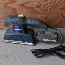 Mastercraft- Orbiting Sheet Sander