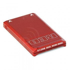 RED 512 RED mags Media Storage Accessory