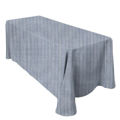 "Essex French Blue 101""x156"" Tablecloth picture 1"