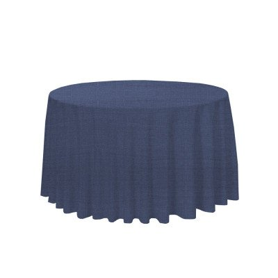 """Tuscany Wedgwood 108"""" Round Tablecloth picture 1"""