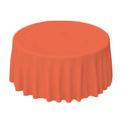 "Nuovo Sherbet 108"" Round Tablecloth picture 1"