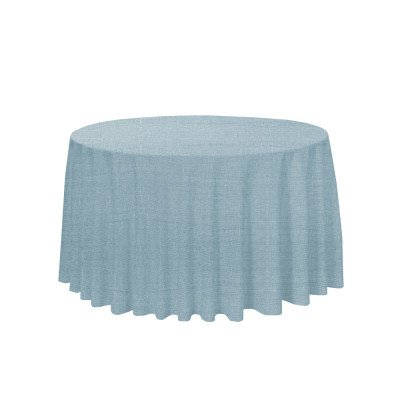 """Tuscany Ice 108"""" Round Tablecloth picture 1"""