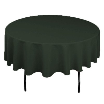 """Topaz Kelly Green 108"""" Round Tablecloth picture 1"""