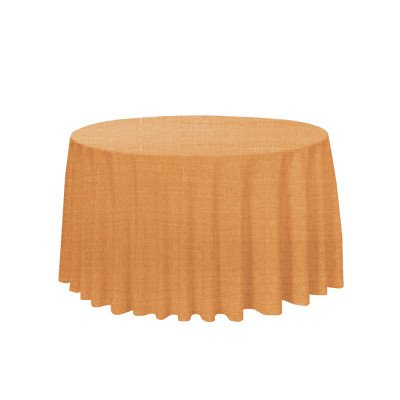 """Tuscany Amber 108"""" Round Tablecloth picture 1"""