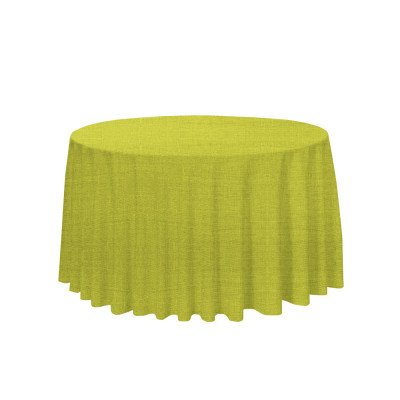 """Tuscany Kiwi 108"""" Round Tablecloth picture 1"""