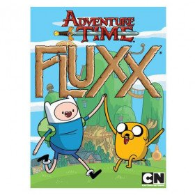Adventure Time Fluxx  Board Game