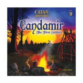 Catan Adventures: Candamir the First Settlers Board Game
