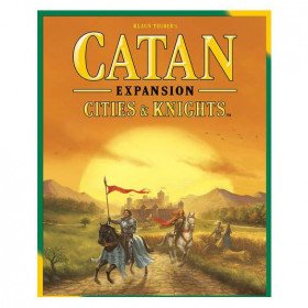 Catan Expansion: Cities & Knights Board Game