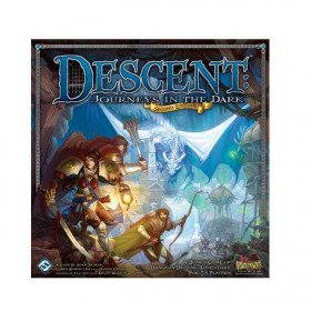 Descent: Journeys in the Dark (Second Edition)  Board Game