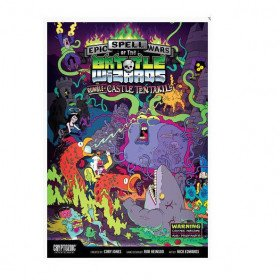 Epic Spell Wars of the Battle Wizards: Rumble at Castle Tentakill  Board Game