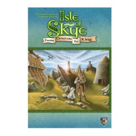 Isle of Skye: From Chieftain to King Board Game
