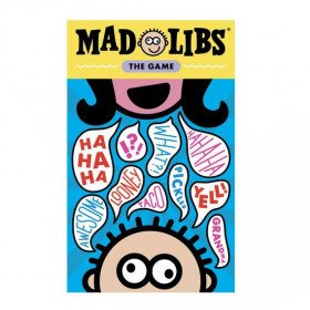 Mad Libs: The Game Board Game