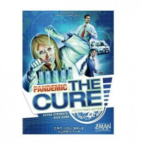 Pandemic: The Cure! Board Game