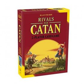 The Rivals for Catan: 2-Player Card Game