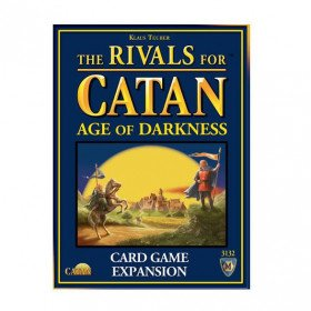 The Rivals for Catan: Age of Darkness Board Game