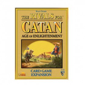 The Rivals for Catan: Age of Enlightenment Board Game