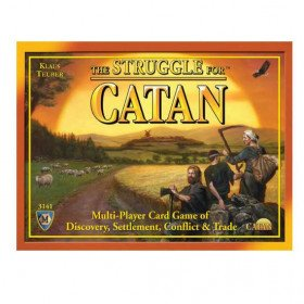 The Struggle for Catan: Card Game