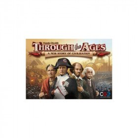 Through the Ages: A New Story of Civilization Board Game