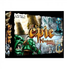 Tiny Epic Kingdoms 2nd Edition Board Game