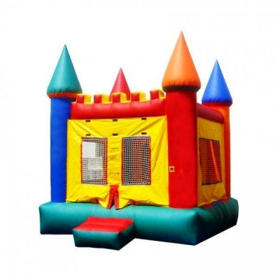 Inflatable Castle Moonwalk 15' X 15' picture 1