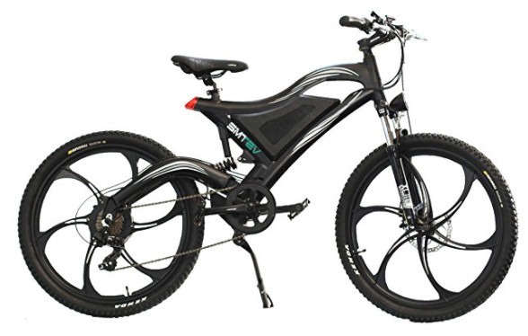 Konquest Electric Bicycle