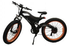 Smart Peak Electric Bicycle