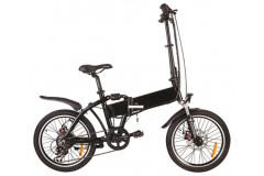 Smart Bend Electric Bicycle