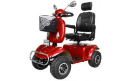 Smart Electric Mobility ScooterFor those that want independence to get out and about.
