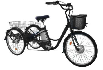 Smart SM7 Electric Tricycle
