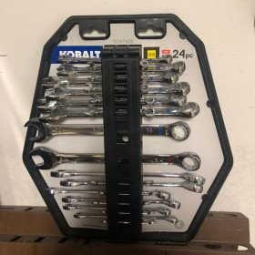 Kobalt Wrench Set