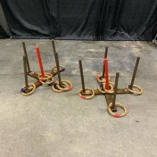 Rope ring toss - large lawn game