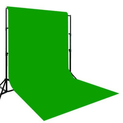 green photo screen