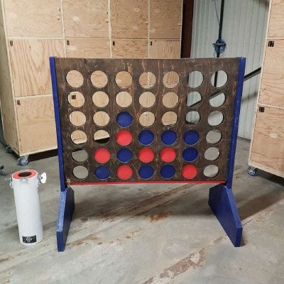 giant connect 4 game-2