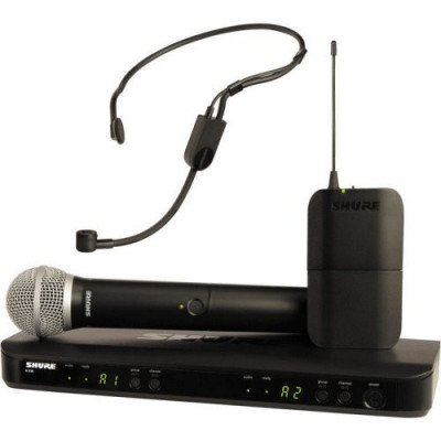 Shure Wireless Mic / headset Combo picture 1