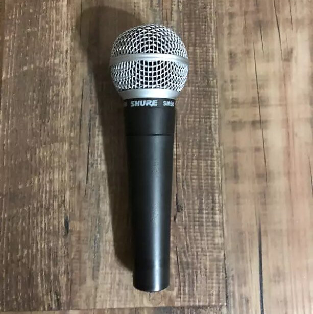 Wired microphone- shure