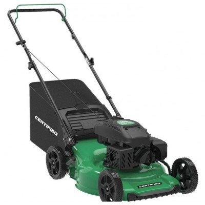 push lawn mower picture 1